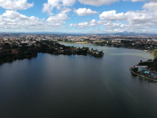 Divulgado novo balanço do tratamento da Lagoa da Pampulha, Enzilimp