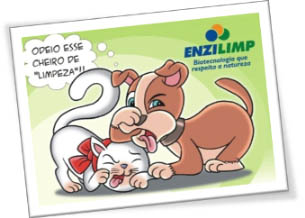 Como preparar o Enzlimp Pet