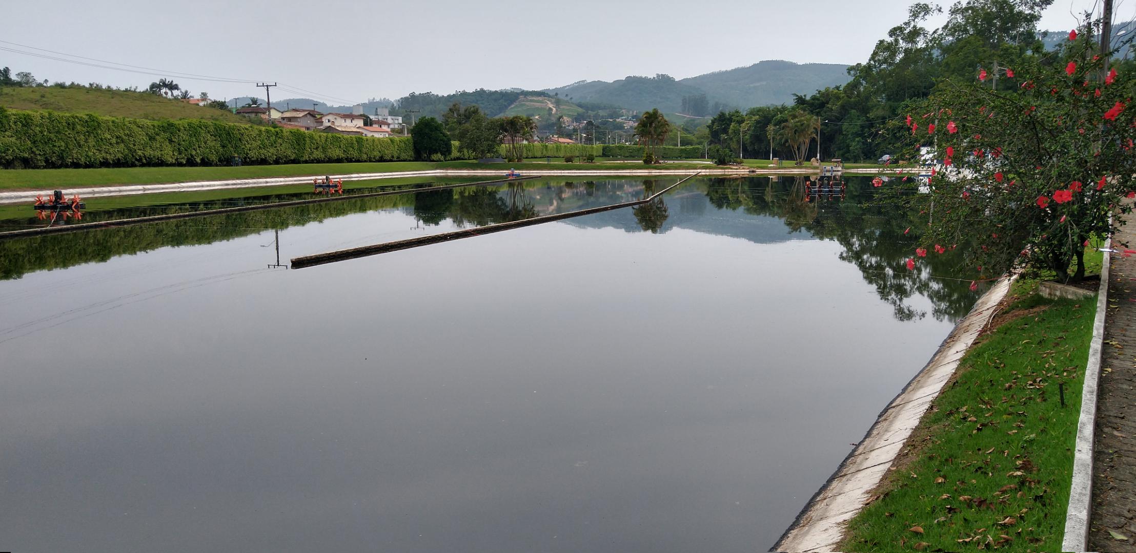 Millenniun realiza batimetria em município de Santa Catarina, Enzilimp